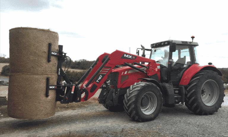 Tracteur Massey Fergusson 7480 Dyna VT