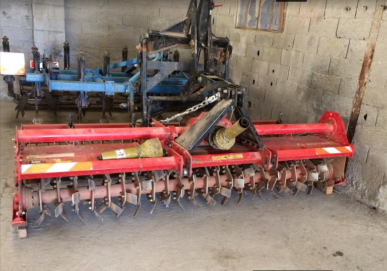Cultivateur rotatif AGRAM FAC 3000